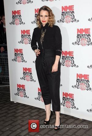 Anna Calvi The NME Awards 2012 held at The Brixton Academy -Arrivals London, England - 29.02.12