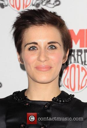 Vicky McClure The NME Awards 2012 held at The Brixton Academy -Arrivals London, England - 29.02.12