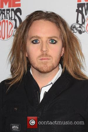 Tim Minchin The NME Awards 2012 held at The Brixton Academy -Arrivals London, England - 29.02.12
