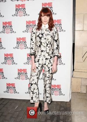 Florence A Double Winner At Nme Awards As Adele Loses Out