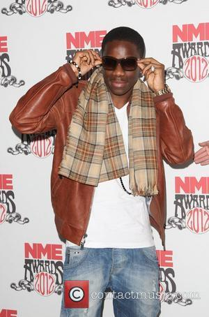 Tinchy Stryder The NME Awards 2012 held at The Brixton Academy -Arrivals London, England - 29.02.12