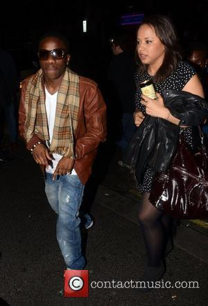 Tinchy Stryder  The NME Awards 2012 Afterparty held at The W Hotel London, England - 29.02.12