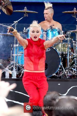Gwen Stefani and Central Park