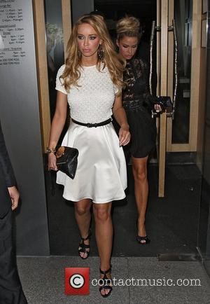 Lauren Pope and Katie Price