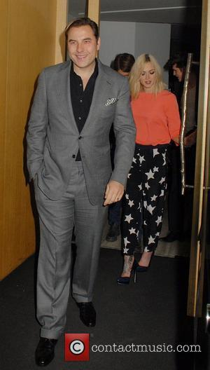 David Walliams and Fearne Cotton