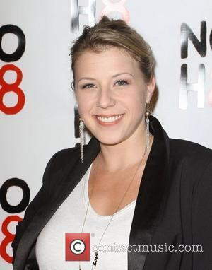 Jodie Sweetin NOH8's 3 year Anniversary Celebration held at The House of Blues West Hollywood, California - 13.12.11