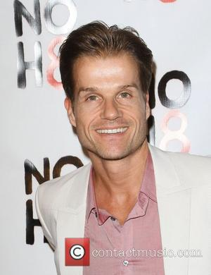 Louis Van Amstel NOH8's 3 year Anniversary Celebration held at The House of Blues West Hollywood, California - 13.12.11