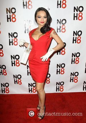 Tila Tequila NOH8's 3 year Anniversary Celebration held at The House of Blues West Hollywood, California - 13.12.11