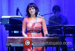 Norah Jones performs live at Massey Hall in support of her fifth studio album 'Little Broken Hearts' Toronto, Canada -...
