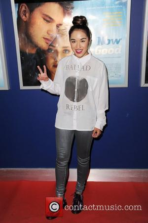 Chelsea Grimes  'Now Is Good' screening at Odeon Cinema Printworks - Arrivals Manchester, England - 12.09.12