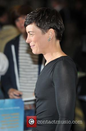 Olivia Williams,  Now Is Good - European film premiere held at the Curzon Mayfair -Arrivals. London, England - 13.09.12