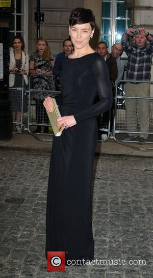 Olivia Williams Ditches British Men