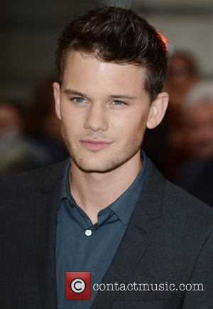 Jeremy Irvine European film premiere of 'Now Is Good' held at the Curzon Mayfair - Arrivals London, England - 13.09.12