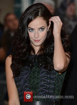 Kaya Scodelario European film premiere of 'Now Is Good' held at the Curzon Mayfair - Arrivals London, England - 13.09.12