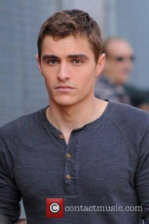 Dave Franco  filming 'Now You See Me' on location in Manhattan New York City, USA - 23.03.12