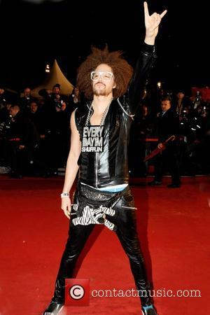 LMFAO and NRJ Music Awards