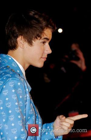 Justin Bieber and Nrj Music Awards