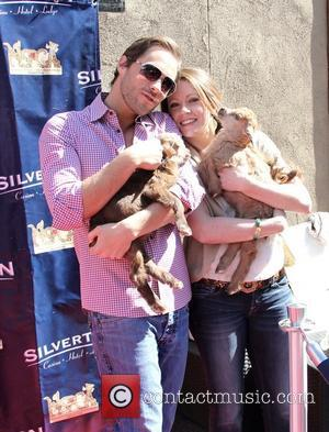 Josh Strickland  The NSPCA Bingo Tournament at the Silverton Casino - Arrivals Las Vegas, Nevada - 25.02.12,
