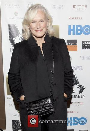 Glenn Close New York Film Festival 'Casting By' After-party at The Empire Hotel New York, NY. USA - 12/10/12