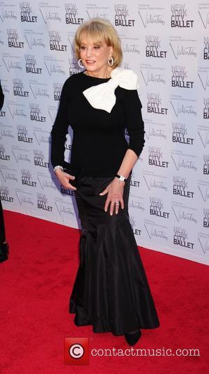 Barbara Walters New York City Ballet Fall Gala 2012 held at Lincoln Center- Arrivals New York City, USA- 09-20-12 Rob...