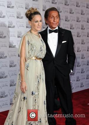 Sarah Jessica Parker and Valentino