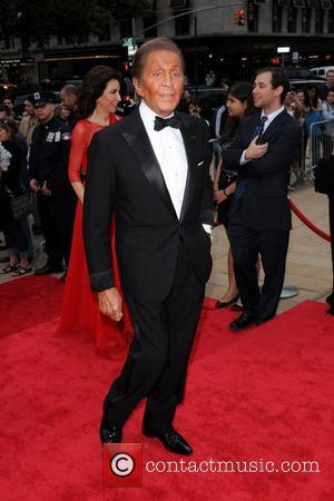 Valentino New York City Ballet 2012 Fall Gala - Outside Arrivals New York, USA - 20.09.12