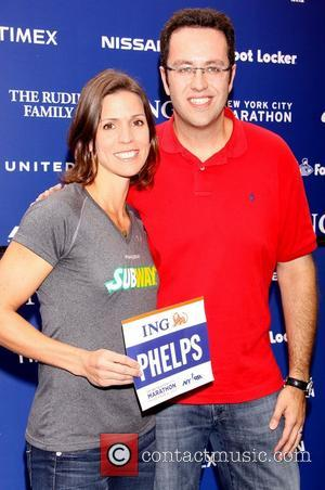 Whitney Phelps, Jared Fogle and Central Park