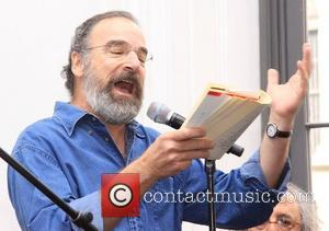 Mandy Patinkin attending the opening of the newly renovated Public Theater at Astor Place New York City, USA - 04.10.12