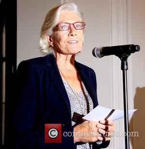 Vanessa Redgrave attending the opening of the newly renovated Public Theater at Astor Place New York City, USA - 04.10.12