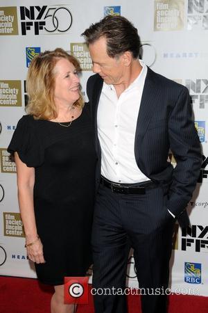 Bruce Greenwood and wife Susan Devlin The 50th New York Film Festival - 'Flight' - Closing Gala & World Premiere...
