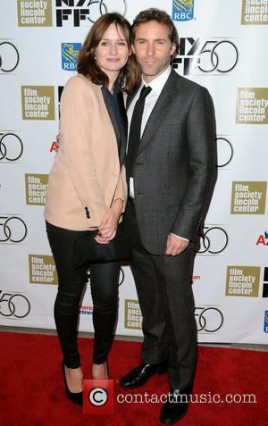Emily Mortimer and Alessandro Nivola 50th Annual New York Film Festival - 'Ginger & Rosa' Premiere - Arrivals New York...