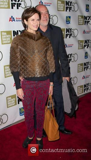 Elizabeth Vargas and Marc Cohn 50th Annual New York Film Festival - 'Hyde Park On Hudson' Screening - Arrivals...
