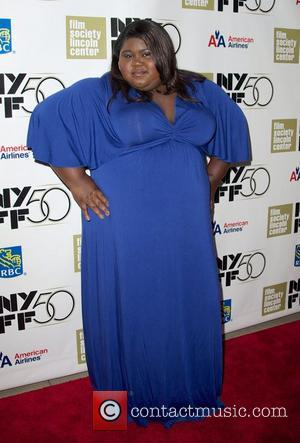 Gabourey Sidibe 50th Annual New York Film Festival - 'Hyde Park On Hudson' Screening - Arrivals  New York City,...