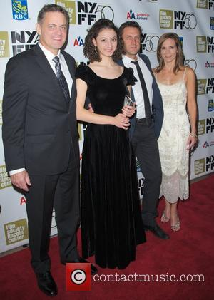 Raul Esparza and Guests 50th Annual New York Film Festival - 'Hyde Park On Hudson' Screening - Arrivals  New...
