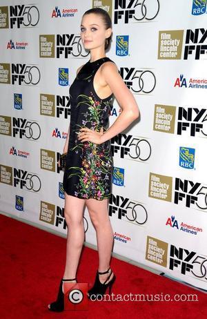Bella Heathcote     The 50th New York Film Festival - 'Not Fade Away' - Premiere New York...