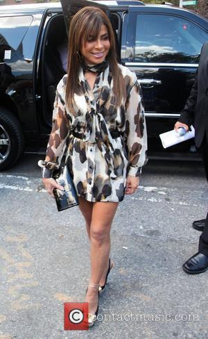 Paula Abdul Mercedes-Benz New York Fashion Week Spring/Summer 2013 - Carlos Miele - Arrivals New York City, USA - 10.09.12