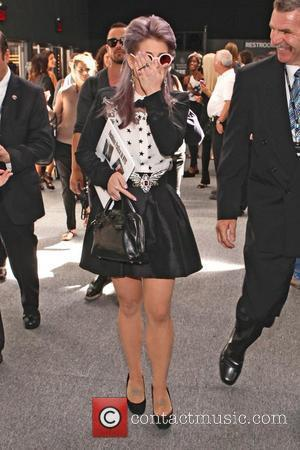 Kelly Osbourne, New York Fashion Week