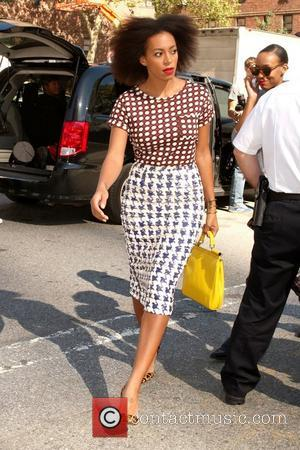 Solange Knowles and New York Fashion Week