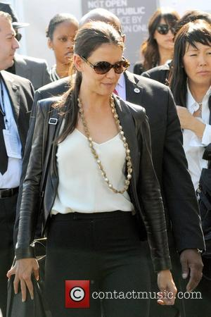 New York Fashion Week, Katie Holmes