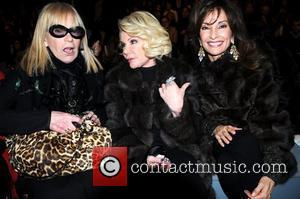 Joan Rivers and Susan Lucci