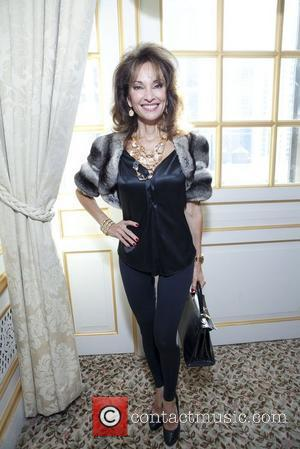 Susan Lucci and New York Fashion Week