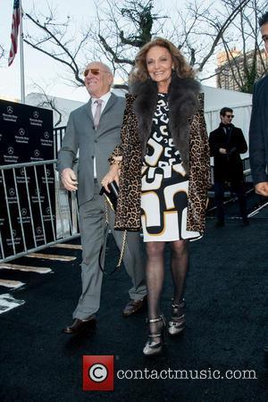 Guest, Diane Von Furstenberg and New York Fashion Week