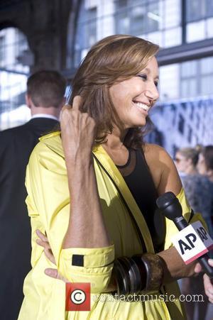 , Donna Karan Mercedes-Benz New York Fashion Week Spring/Summer 2013 - DKNY- Celebrity Arrivals  New York City, USA -...