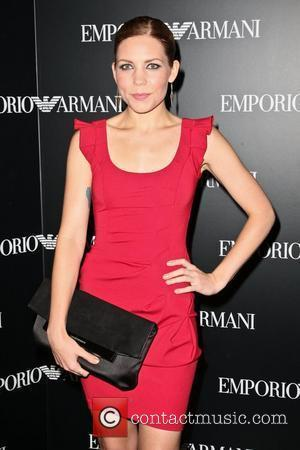 Skylar Grey Mercedes-Benz New York Fashion Week Spring/Summer 2013 – Emporio Armani - Party  New York City, USA –...