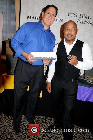 Mark Cuban, Daymond John and New York Fashion Week
