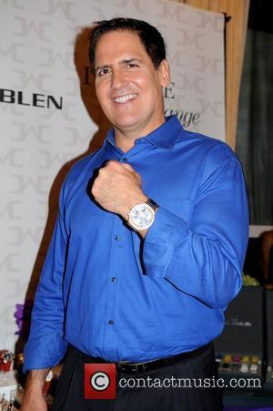 Mark Cuban and New York Fashion Week