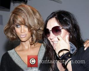 Tyra Banks, Kelly Cutrone and New York Fashion Week