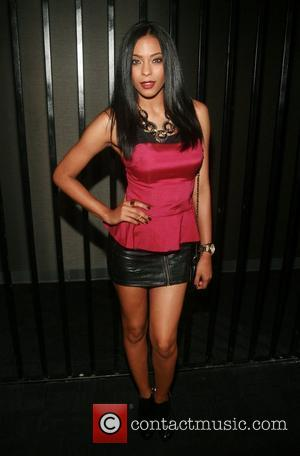 Rossibell Mateo attending the 'Licious Apparel By Coco' Fashion Week Launch Party & Runway Show at XL Night Club New...
