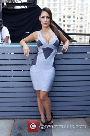 Carissa Rosario Mercedes-Benz New York Fashion Week Spring/Summer 2013 - Nautica - Empire Hotel Rooftop - Presentation New York City,...