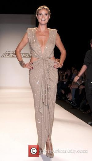 Heidi Klum and New York Fashion Week